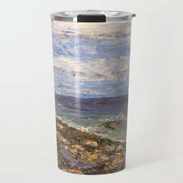 Penmon Lighthouse Wales Travel Mug
