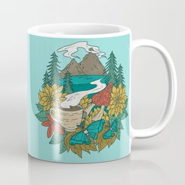 Pacific Northwest Coffee and Nature Coffee Mug