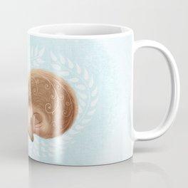 Sleeping Hedgehog Coffee Mug