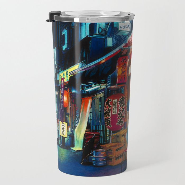 By Lantern Light Travel Mug