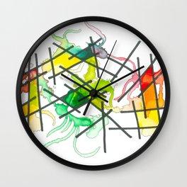 No. 14: Nancy Wall Clock