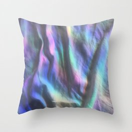 sheets of divinity Throw Pillow