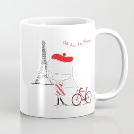Oh la la Paris! Coffee Mug