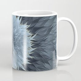 Blooming of life on the starry night. Coffee Mug