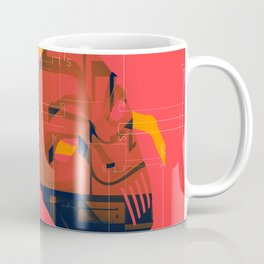 PNLP red Coffee Mug