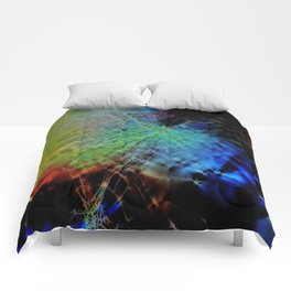 Color Crater Comforters