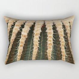 Into Danger Rectangular Pillow