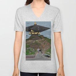 Cheyenne Mountain - Regular Unisex V-Neck