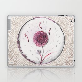 Dreams are like seeds Laptop & iPad Skin