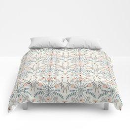 Botanical Clusters Comforters