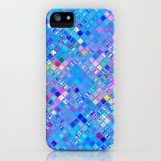 Re-Created  Mosaic No. EIGHT by Robert S. Lee Slim Case iPhone (5, 5s)