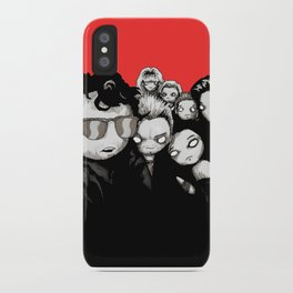 Lost Plushies iPhone Case