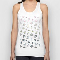 alchemy Tank Tops featuring Alchemy by Heiko Windisch