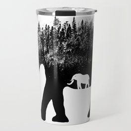 Save the Elephant Travel Mug