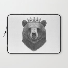 King bear Laptop Sleeve