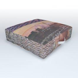 Brand New Year Outdoor Floor Cushion