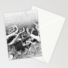 Transitions in nature part 2 Stationery Cards