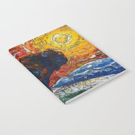 Wild the Storm Notebook