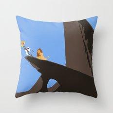 Lion King Throw Pillow