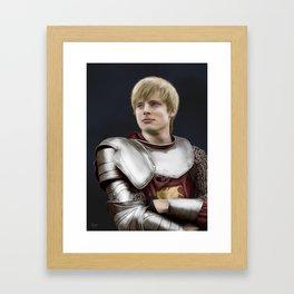 Arthur Pendragon - Once and Future King Framed Art Print