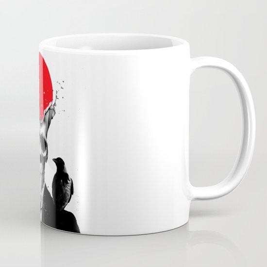 SPLASH SKULL Mug