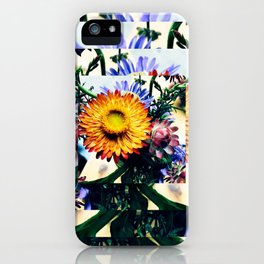 Fall into Me iPhone Case