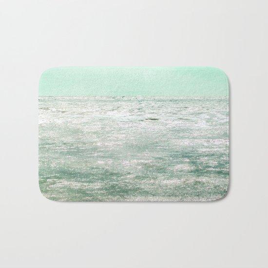 The Shining Sea Bath Mat