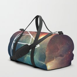 Deathly Hallows Nebula HP Duffle Bag