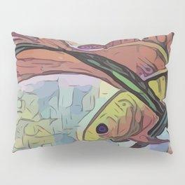 My Beautiful Goldfish Pillow Sham