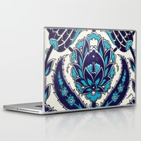 moroccan Laptop & iPad Skins featuring Moroccan by Faith Dunbar