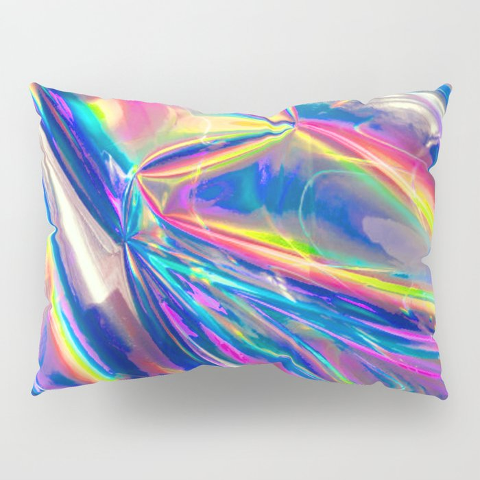 Holographic Pillow Sham