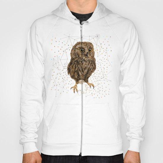Mr.Owl IV Hoody