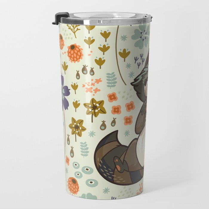 Free & Wild 3 Travel Mug