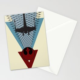 Join the Rebellion Stationery Cards