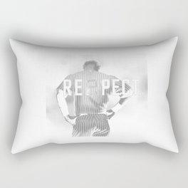 Derek Jeter Rectangular Pillow
