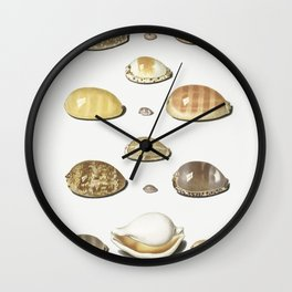 Nova Totius Terrarum orbis tabula (1660) by Justus Danckerts Wall Clock
