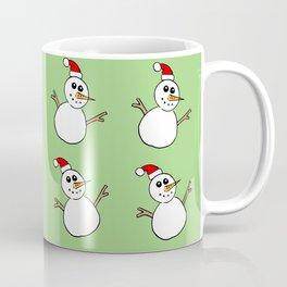 Xmas Snowman Coffee Mug