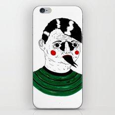 Snake Kid iPhone & iPod Skin