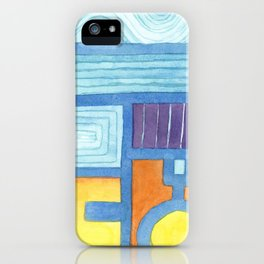 The Cooling and Heating Procedure iPhone Case