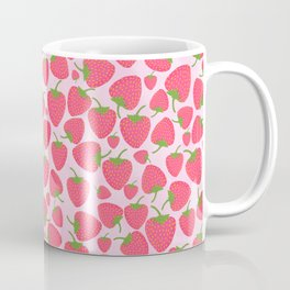 Strawberry Sweet Minis - Pink Coffee Mug
