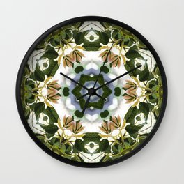 bet you just love leaves Wall Clock
