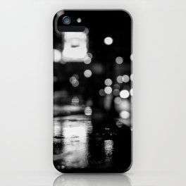Drowsy Little Friends iPhone Case