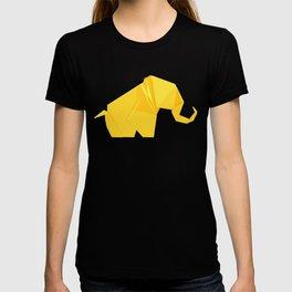 Origami Elephant T-shirt