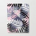 Palms on Polka Dots by cafelab