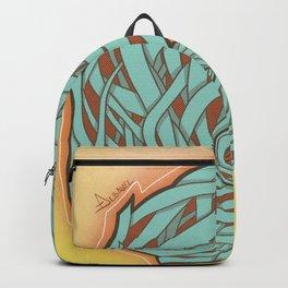 Golden rectangle Backpack