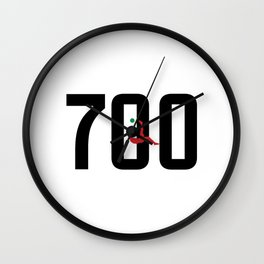 CR700 Italia Wall Clock
