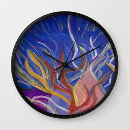 FreshWaters  Wall Clock