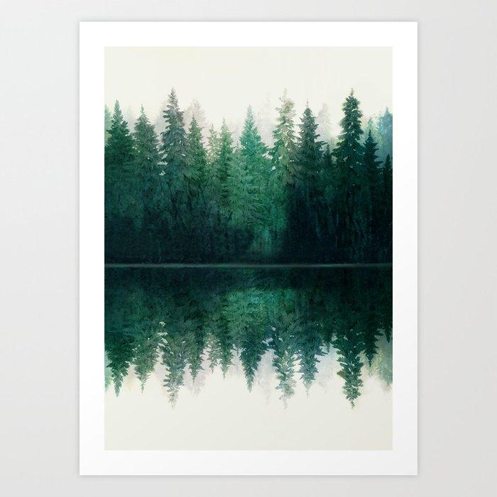 Reflection Kunstdrucke