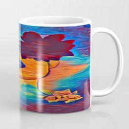 Lady of the Flowers Coffee Mug