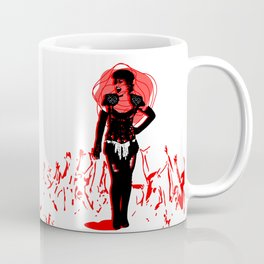Sexy Matador Coffee Mug